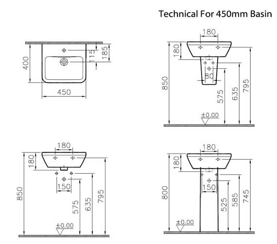 Technical drawing QS-V90788 / 7047L003-0001