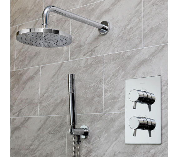 Bristan Prism Shower Pack Fixed Head