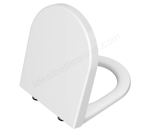 VitrA Integra White Toilet Seat And Cover