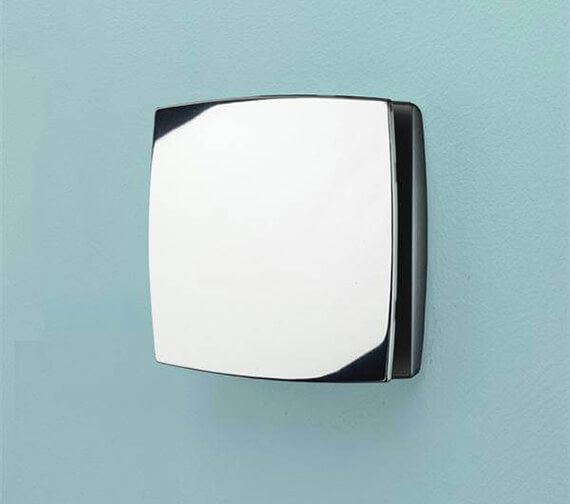 Alternate image of HIB Breeze SELV Extractor Fan White- Wall Mounted