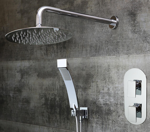 Bristan Sail Shower Pack With Fixed Head