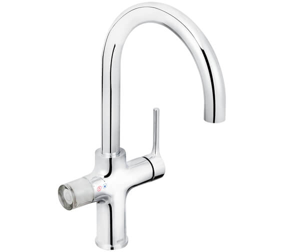 Bristan Gallery Rapid Boiling 4-In-1 Kitchen Sink Mixer Tap - GLL RAPSNK4 C