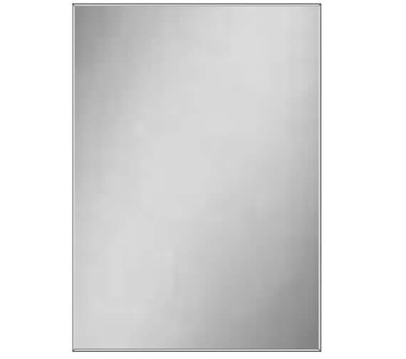 Additional image of HIB Aura LED Illuminated Bathroom Mirror With Sensor Switch And Heated Pad
