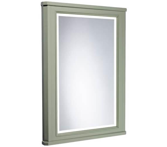 Additional image of Tavistock Vitoria Illuminated LED Bathroom Mirror