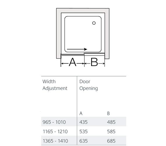 Technical drawing QS-V9441 / 0100NS05GHL