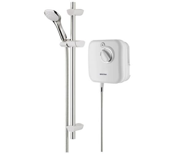 Bristan Hydro-power 1000 XT Thermostatic Power Shower White
