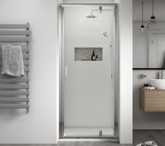 Aqualux Shine 8 Pivot Door