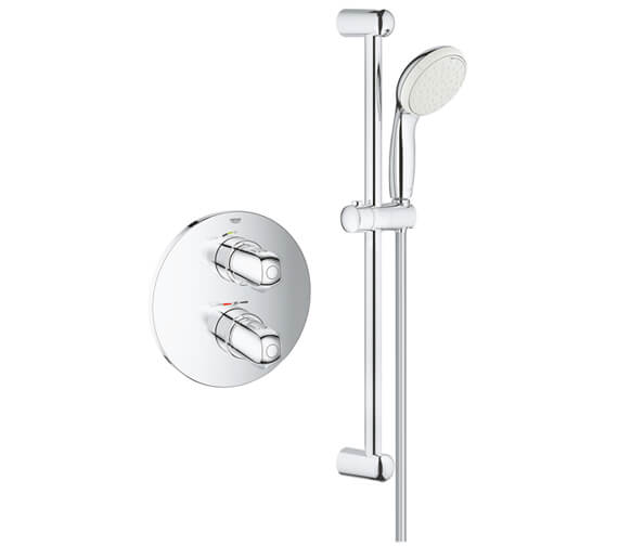 Grohe Grohtherm 1000 New Concealed Shower Set