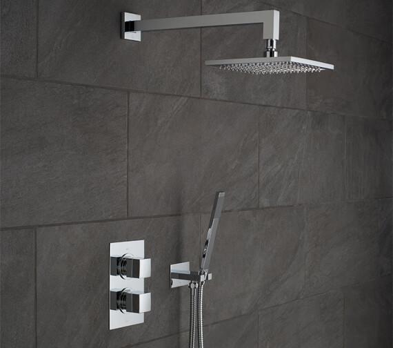Vado Mix 2 Outlet Thermostatic Shower Set
