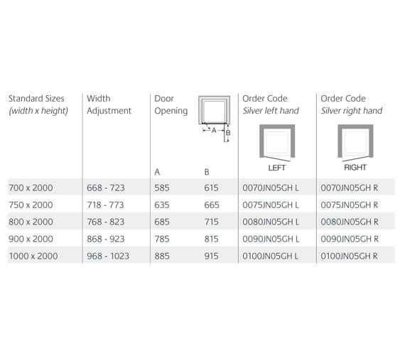 Technical drawing QS-V99592 / 0070JN05GHL