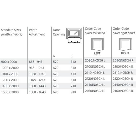 Technical drawing QS-V94161 / 2090JN05GHL