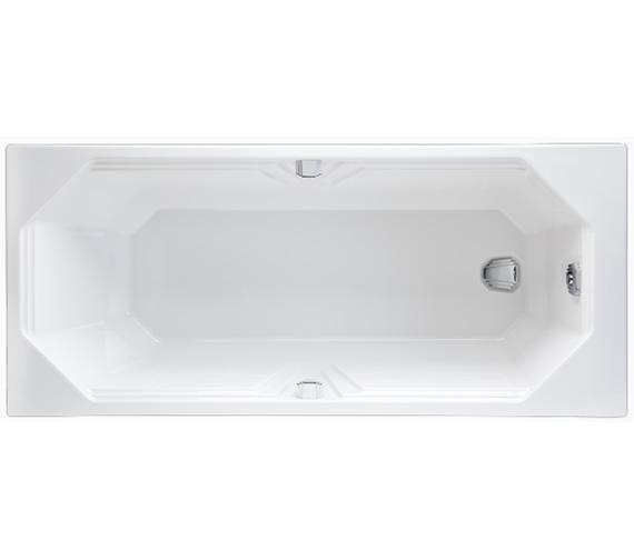 Carron Highgate Single Ended Authentic Carronite Bath 1700 x 750mm