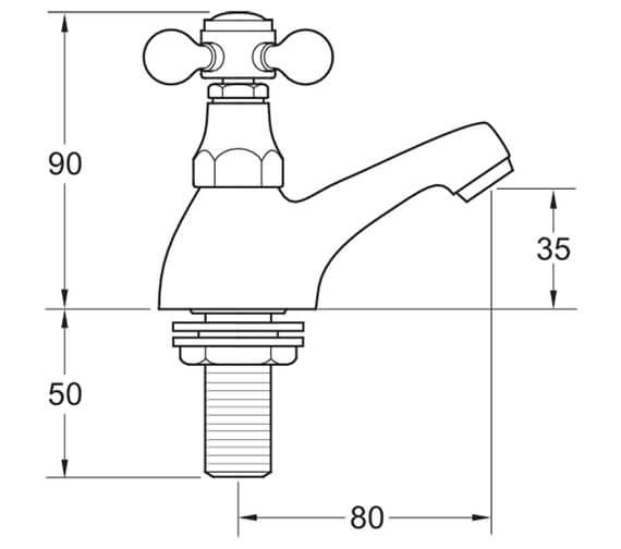 Technical drawing QS-V47094 / TUD02
