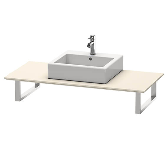 Duravit X-Large 550mm Depth 1 Cut Out Console