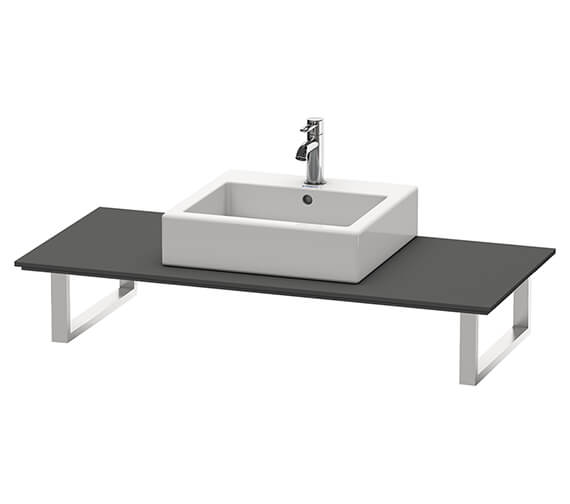Duravit X-Large 550mm Depth Console For Above Counter Basin