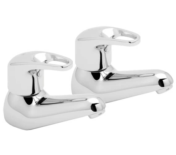 Deva Lace Pair Of Basin Taps