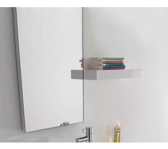 Alternate image of Geberit Icon Wall Shelf