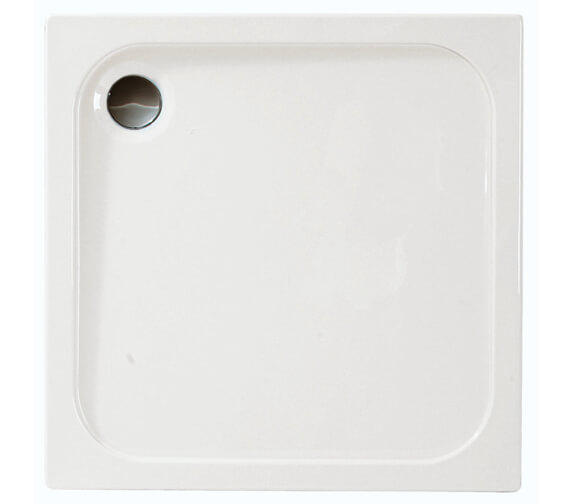 Additional image of Merlyn Ionic MStone Square Shower Tray