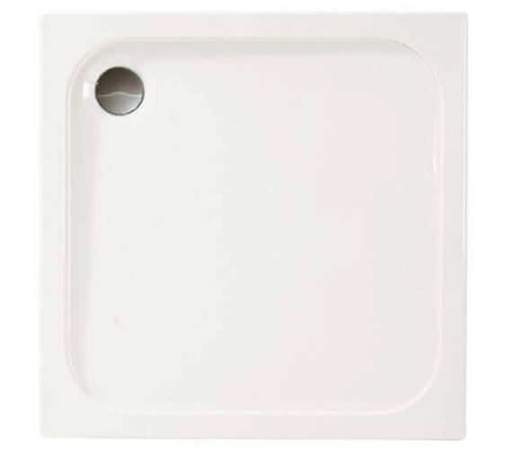 Merlyn Ionic 760 x 760mm Touchstone Square Shower Tray