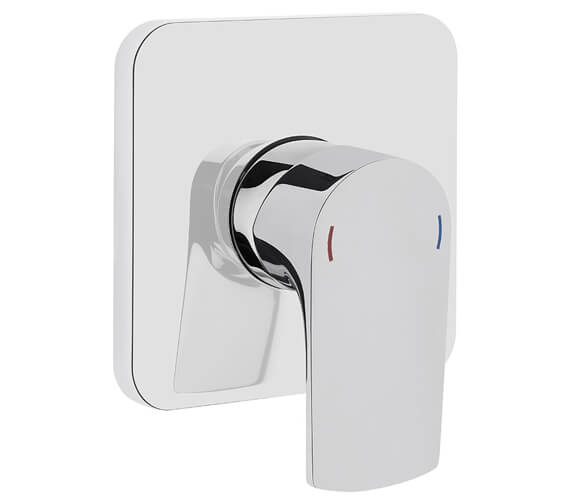 VitrA Sento Built-In Shower Mixer - Exposed Part