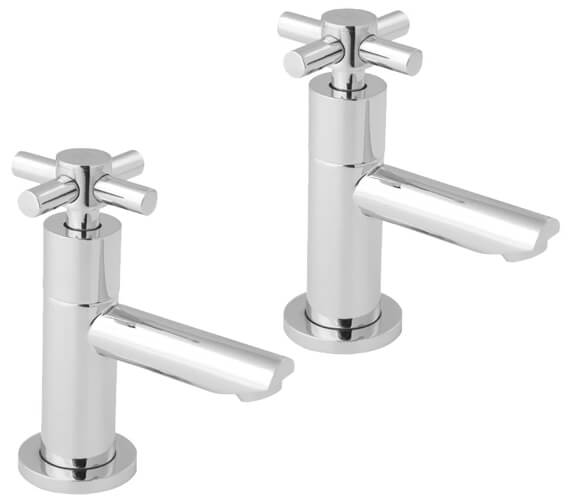 Deva Motif Pair Of Basin Taps