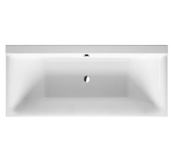 Duravit P3 Comforts 1800x800mm Bath With 2 Backrest Slope - 700377