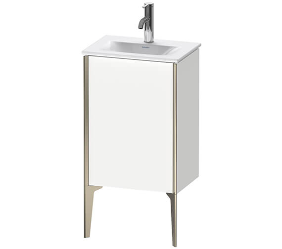 Duravit Xviu 430 x 310mm Single Door Floor Standing Vanity Unit