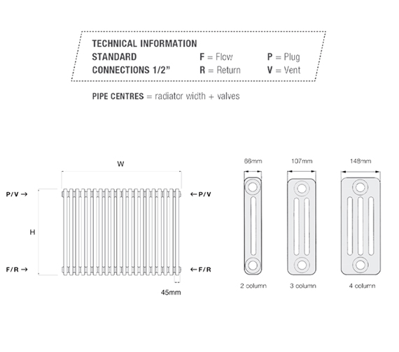 Technical drawing QS-V13551 / A2.600/3