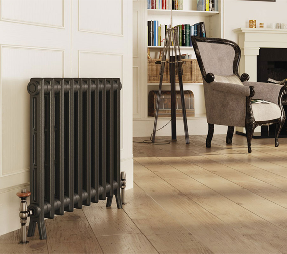 DQ Heating 2 Column Cast Iron Radiator 3 To 40 Sections