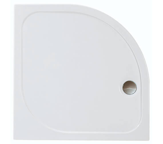 Merlyn Ionic Touchstone Quadrant Shower Tray 50mm Height