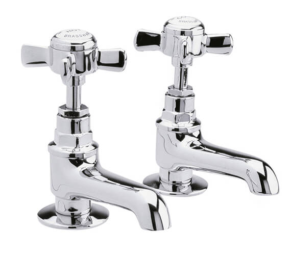 Nuie Beaumont Pair Of Basin Taps