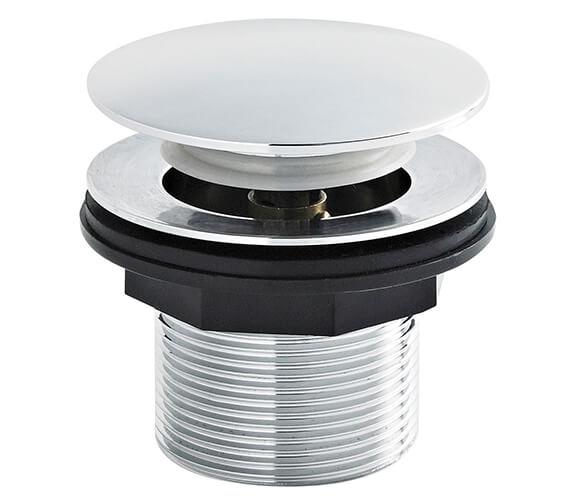 Nuie Premier Push Button Bath Waste - E324