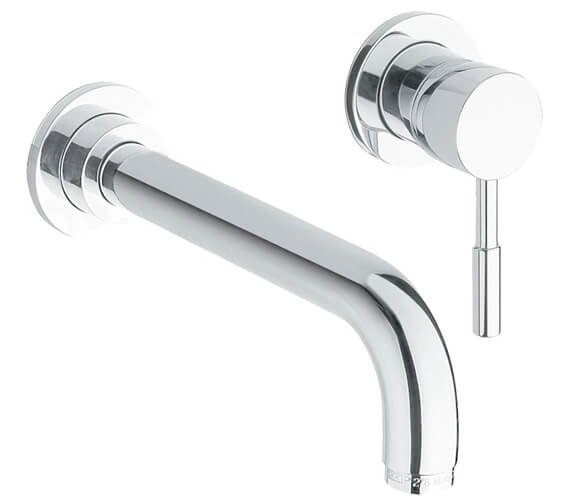 Deva Vision Wall Mounted Basin Mixer Tap