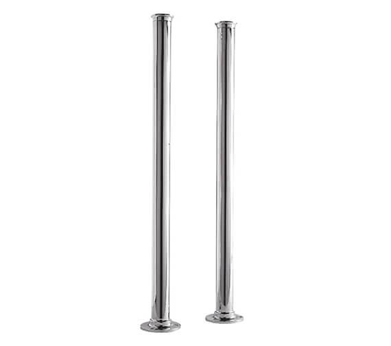 Nuie Premier Standpipes Freestanding Legs 660mm x 40mm - DA311