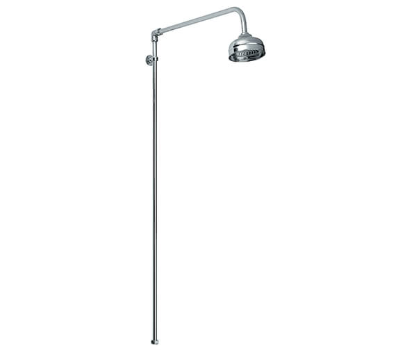 Premier Traditional Rigid Riser Shower Kit - A3170