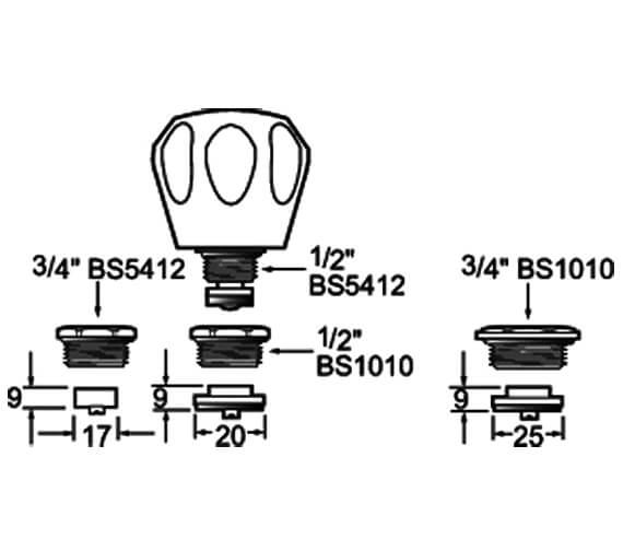 Technical drawing QS-V39957 / ACK001
