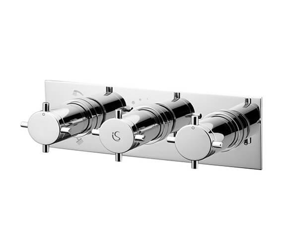 Ideal Standard TT Oposta 3 Control Bath Shower Mixer