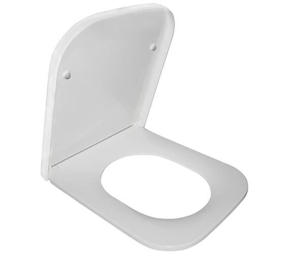 Pura Imex Essence Puraplast Quick-Release Slow Close Seat And Cover