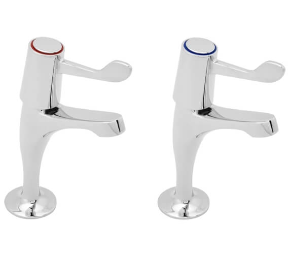 Additional image of Deva Lever Action Sink Taps