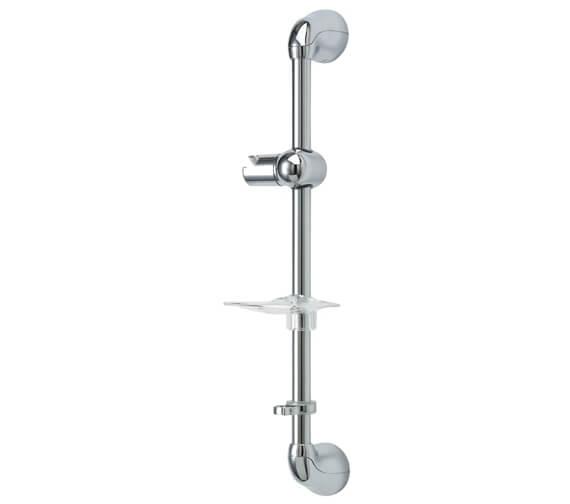Deva 630mm High Shower Rail