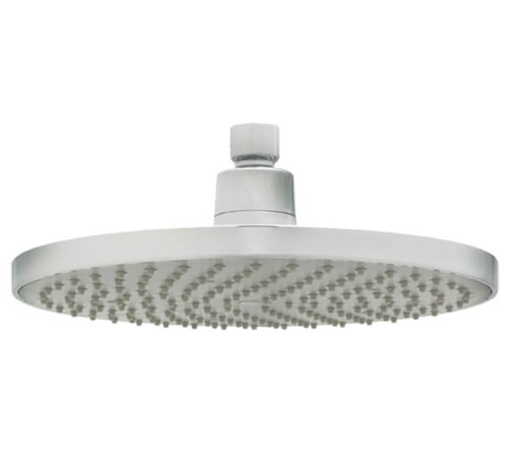 Deva Round Fixed Shower Head With Swivel Joint