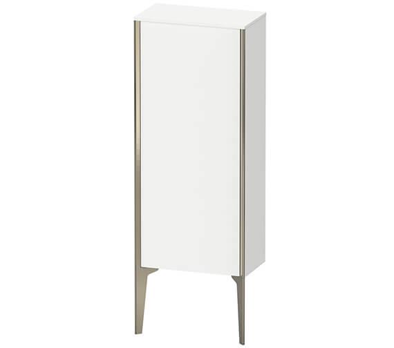 Duravit XViu Semi Tall Floor Standing Cabinet