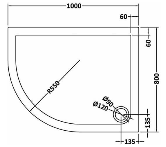 Technical drawing QS-V25473 / NTP108