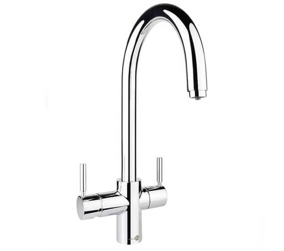 Insinkerator 3N1 J Spout Hot Filtered Tap With NeoTank And Filter