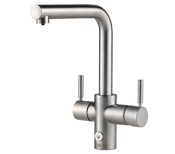 Additional image of Insinkerator 4N1 Touch L Shape Steaming Hot Water Tap With NeoTank And Filter
