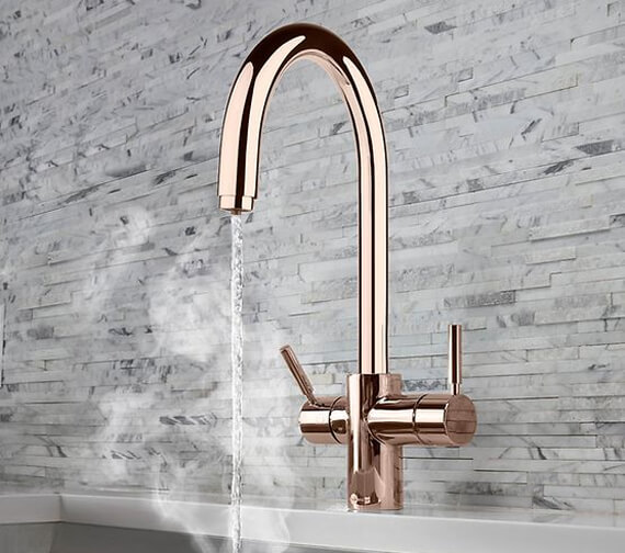 Alternate image of Insinkerator 3N1 J Spout Hot Filtered Tap With NeoTank And Filter