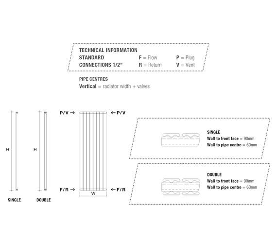 Technical drawing QS-V13574 / TOR1-65/3V-W