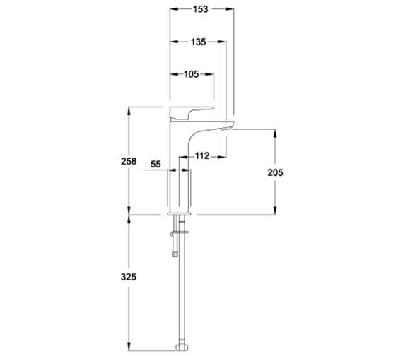 Technical drawing QS-V88767 / AMTBCPUK