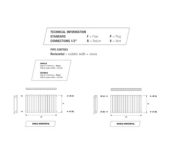 Technical drawing QS-V18134 / COVES600/7-B