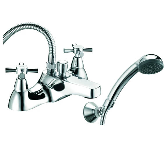 Deva Milan Deck Mounted Bath Shower Mixer Tap